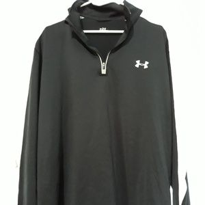 UNDER ARMOUR HALF ZIP DRI FIT
